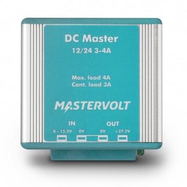 Convertidor Mastervolt DC Master 12 a 24V 3A