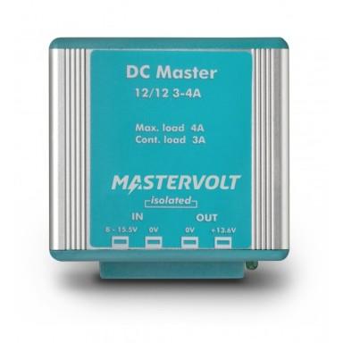 Convertidor Mastervolt DC Master 12 a 12V 3A Aislada