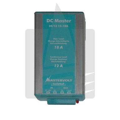 Convertidor Mastervolt DC Master 24 a 12V 18A Aislada