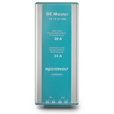 Convertidor Mastervolt DC Master 24 a 12V 24A Aislada