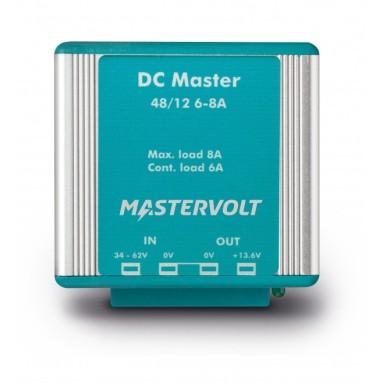 Convertidor Mastervolt DC Master 48 a 12V 6A