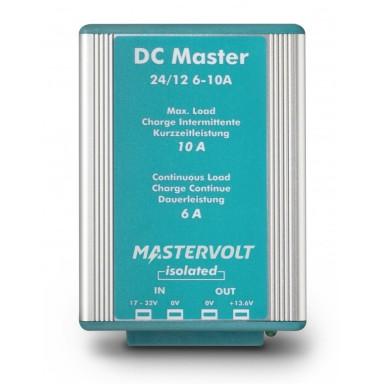 Convertidor Mastervolt DC Master 24 a 12V 6A Aislada
