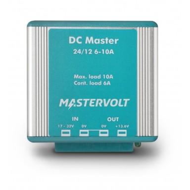 Convertidor Mastervolt DC Master 24 a 12V 6-10A