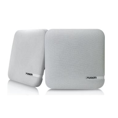 Altavoces Fusion Serie SM 6,5 Tela Blanca