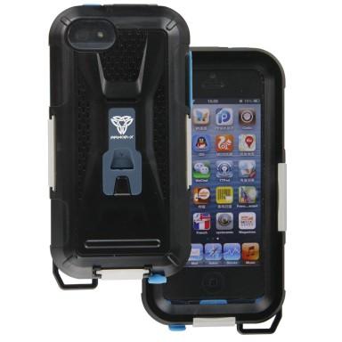 Funda Bicicleta iPhone Armor-x MX i4/5 BK