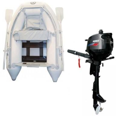 Neumática Protender Suelo Tablillas y Motor Hidea 2.5 CV