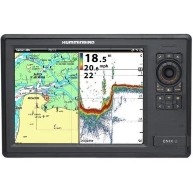 Humminbird ONIX 10 GPS Sonda 2D