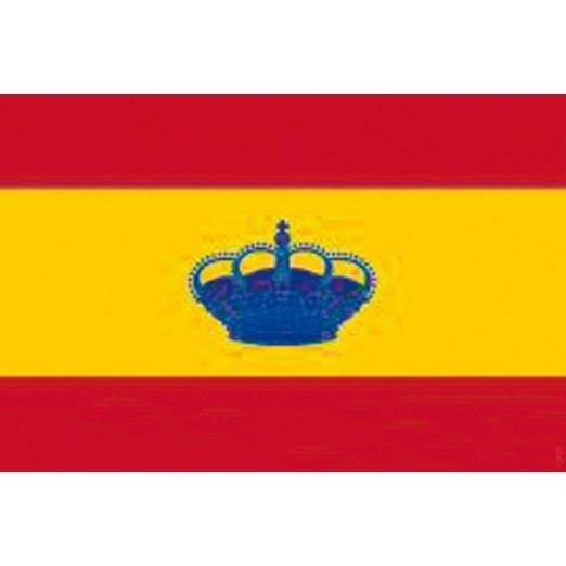 Adhesivo Bandera Española