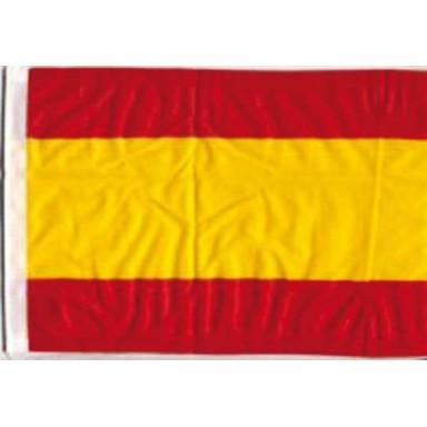 Bandera Española Sin Corona