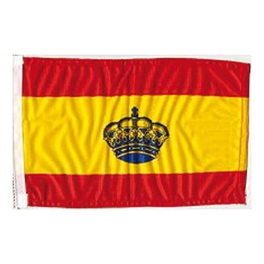 Bandera Española Corona