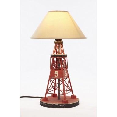 Lámpara Baliza Decoración Náutica