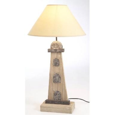 Lámpara Faro Decoración Náutica (1u)