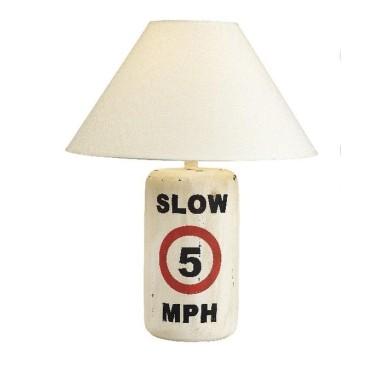 Lámpara Baliza Slow Decoración Náutica (1u)