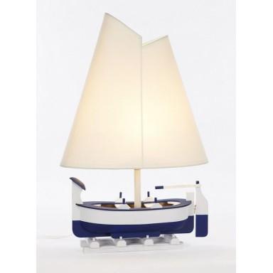 Lámpara Barca Decoración Náutica (1u)