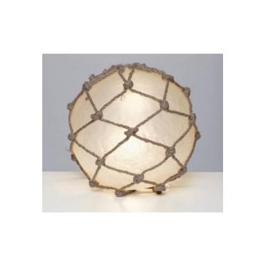 Lámpara Bola Decoración Náutica (1u)