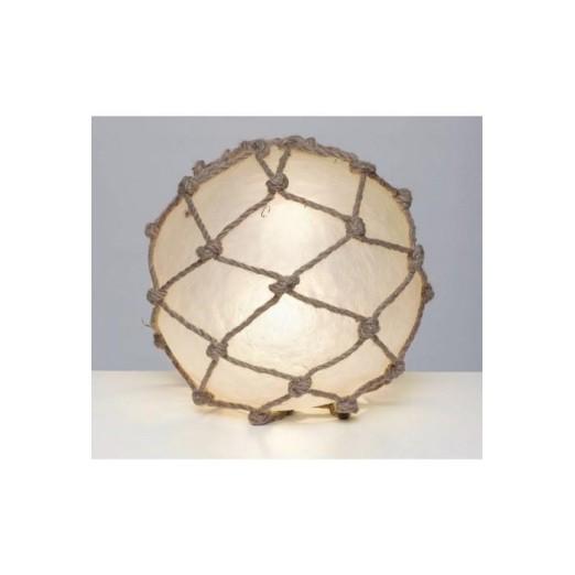 Lámpara Bola Decoración Náutica