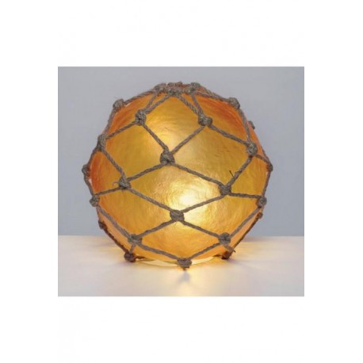 Lámpara Bola Grande Decoración Náutica