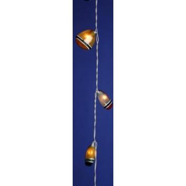 Lámpara Cadena Marina Decoración Náutica