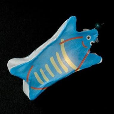 Lámpara Peces Decoración Náutica (1u)