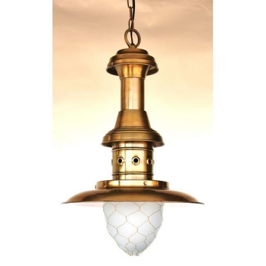 Lámpara Antigua Decoración Náutica