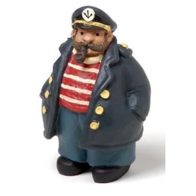 Miniatura Decoración Capitán Jersey