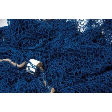 Red Pesca Decoración Azul Eléctrico
