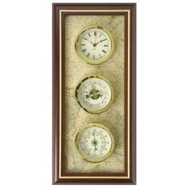 Termómetro Y Reloj Marinero Decoración (1u)