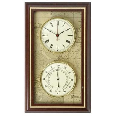 Reloj Marino Decoración Náutica