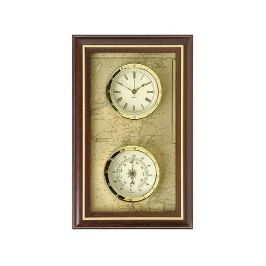 Reloj Y Termómetro De Pared