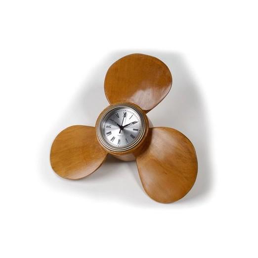 Reloj Hélice Decoración Náutica