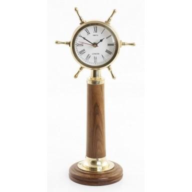 Reloj Clásico Decoración Náutica (1u)
