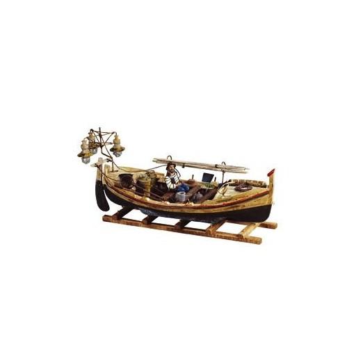 Barca Tradicional Decoración Naútica