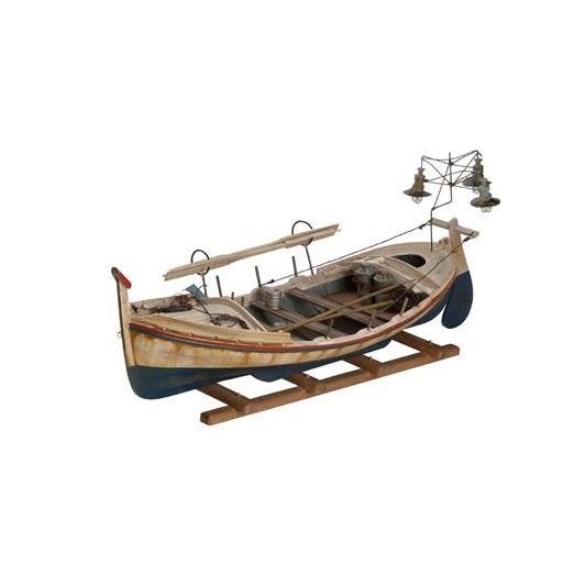 Barca De Pesca Decoración Náutica