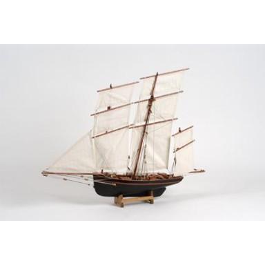 Barco de Normandía Decoración Náutica (1u)
