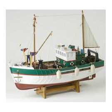 Barco De Pesca Antiguo