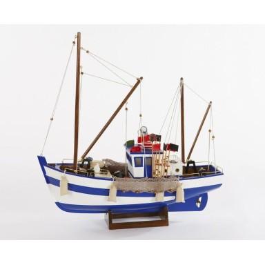 Barco de Pesca Antiguo Norte (1u)