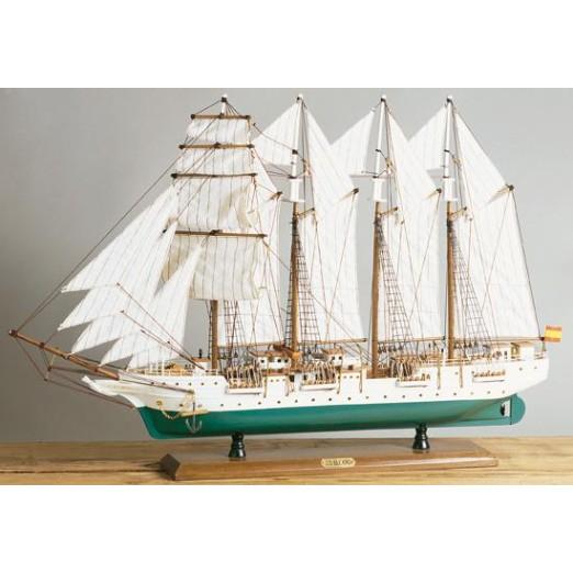 Barco Elcano Decoración Náutica