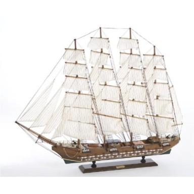 Barco Fragata Decoración Marina