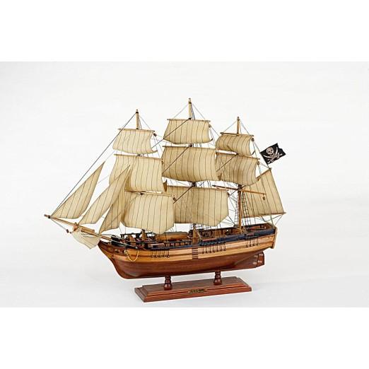 Barco Clásico Pirata Decoración Náutica