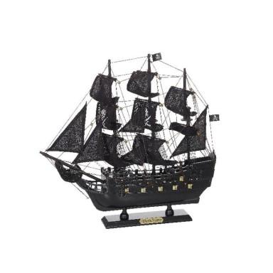 Barco Clásico Galeon Black (1u)