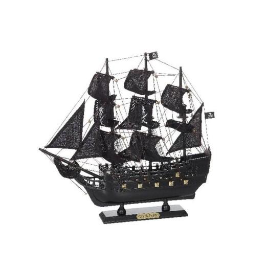 Barco Clásico Galeon Black