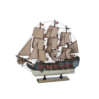 Barco Galeon Decoración Náutica
