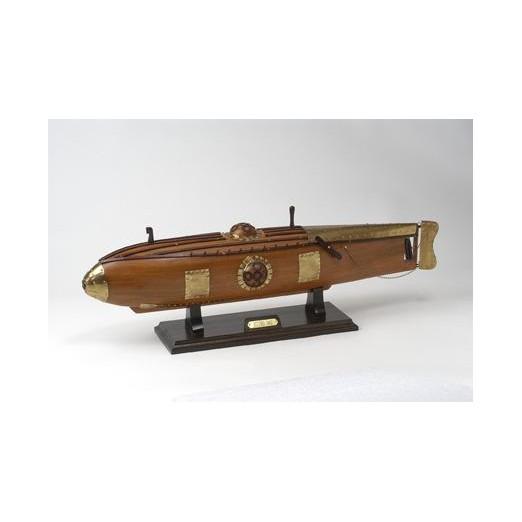 Submarino Ictíneo Decoración Náutica