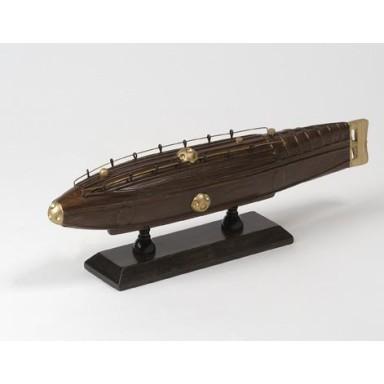 Submarino Decoración Náutica
