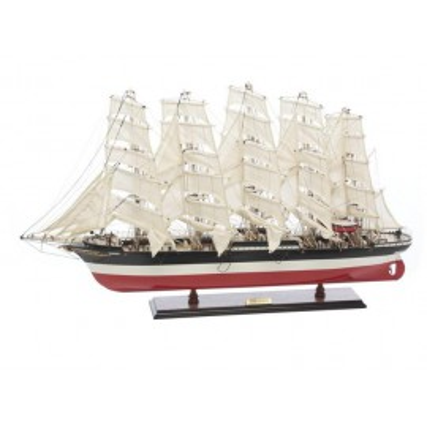 Fragata Preussen Decoración Náutica (1u)