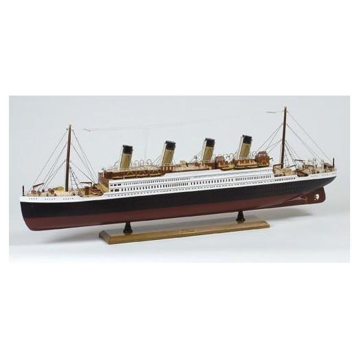 Réplica Titanic Barco Decoración Náutica