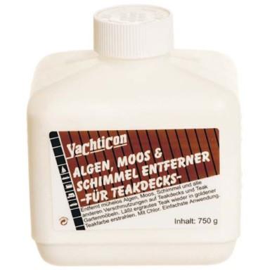 Detergente Para Algas en Teca