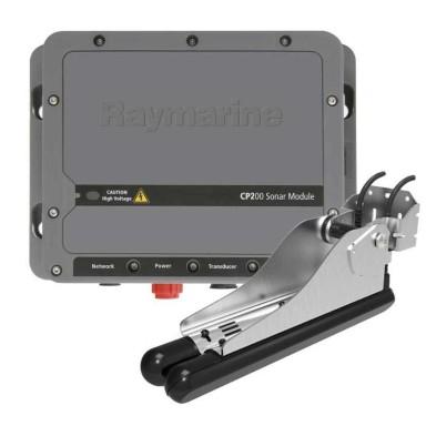 Raymarine CP200 Módulo Sonda Sidevision