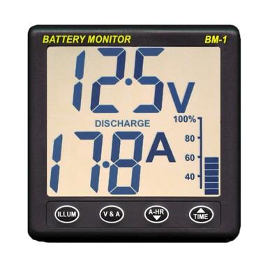 Monitor Baterías Nasa Bm1