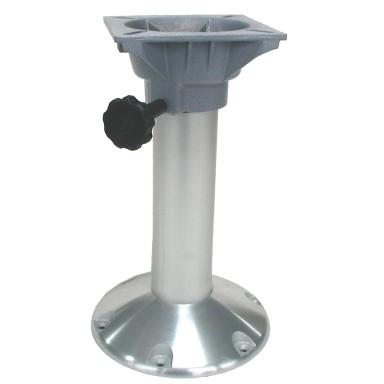 Pedestal Asiento Fijo Aluminio